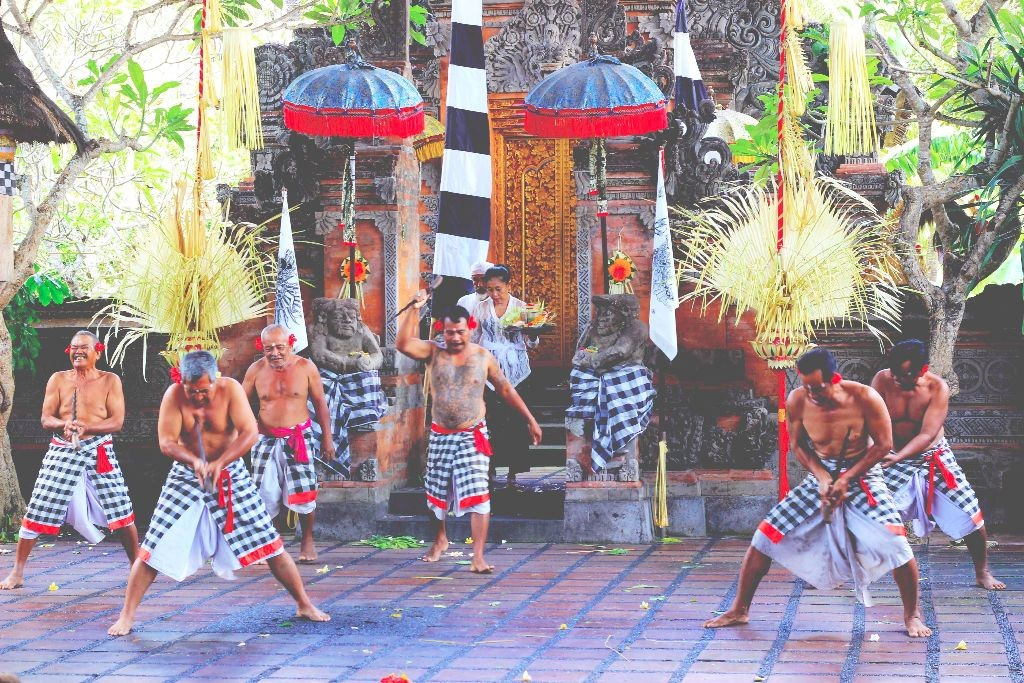 Indonesien_Traditioneller_Tanz