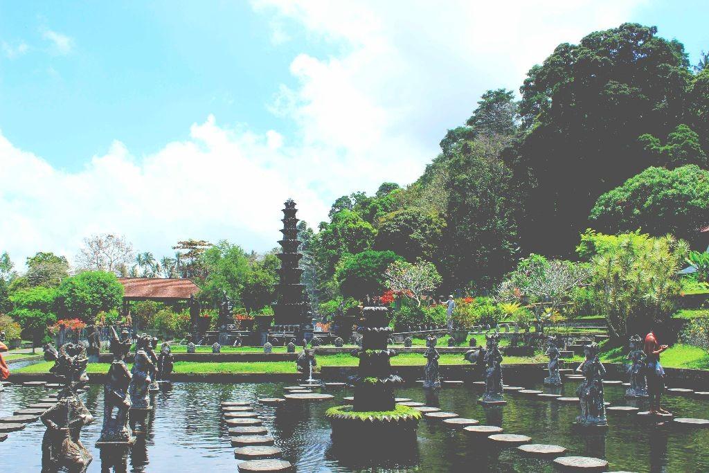 Indonesien_Wassertempel_1