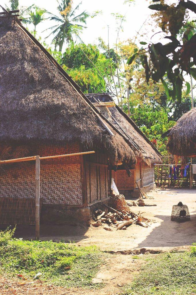 Indonesien_Lombok_Traditionelles_Dorf