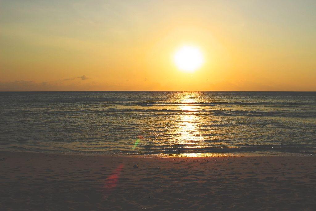 Indonesien_Sonnenuntergang