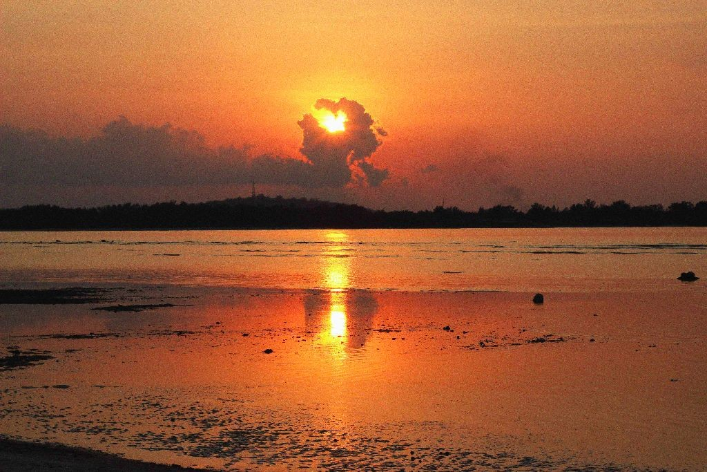Indonesien_Sonnenuntergang_Bali