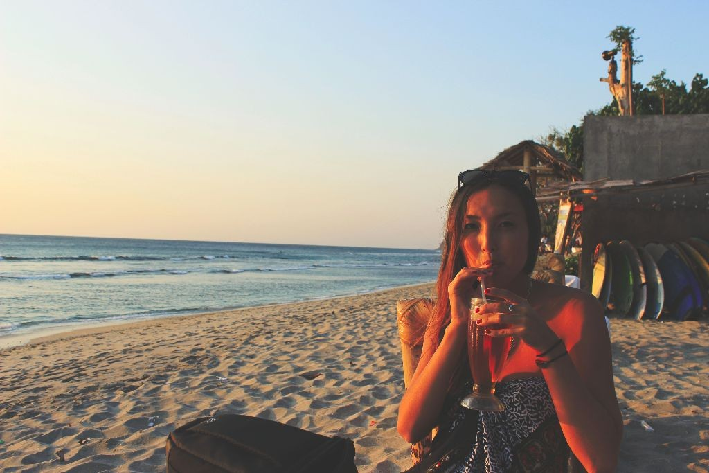 Indonesien_Sonnenuntergang_Me