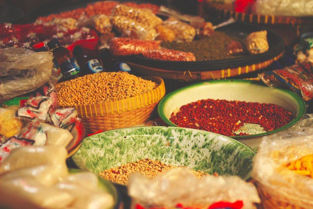 Indonesien_Traditioneller_Markt