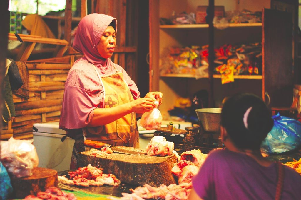 Indonesien_Traditioneller_Markt_3