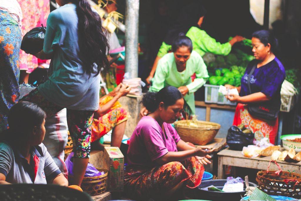 Indonesien_Traditioneller_Markt_4