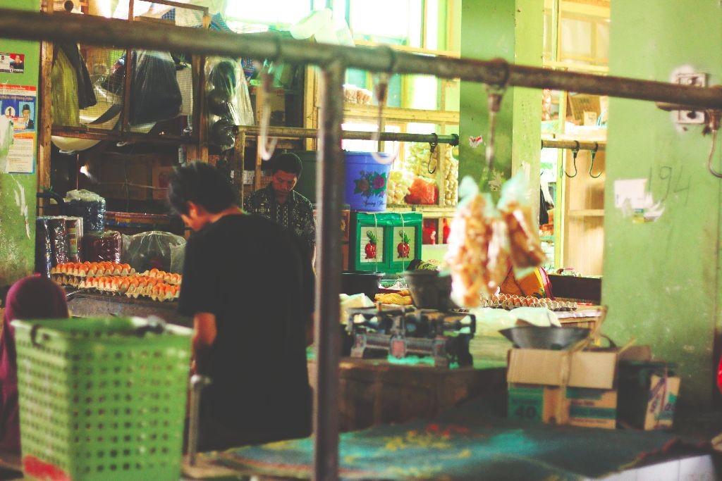 Indonesien_Traditioneller_Markt_8