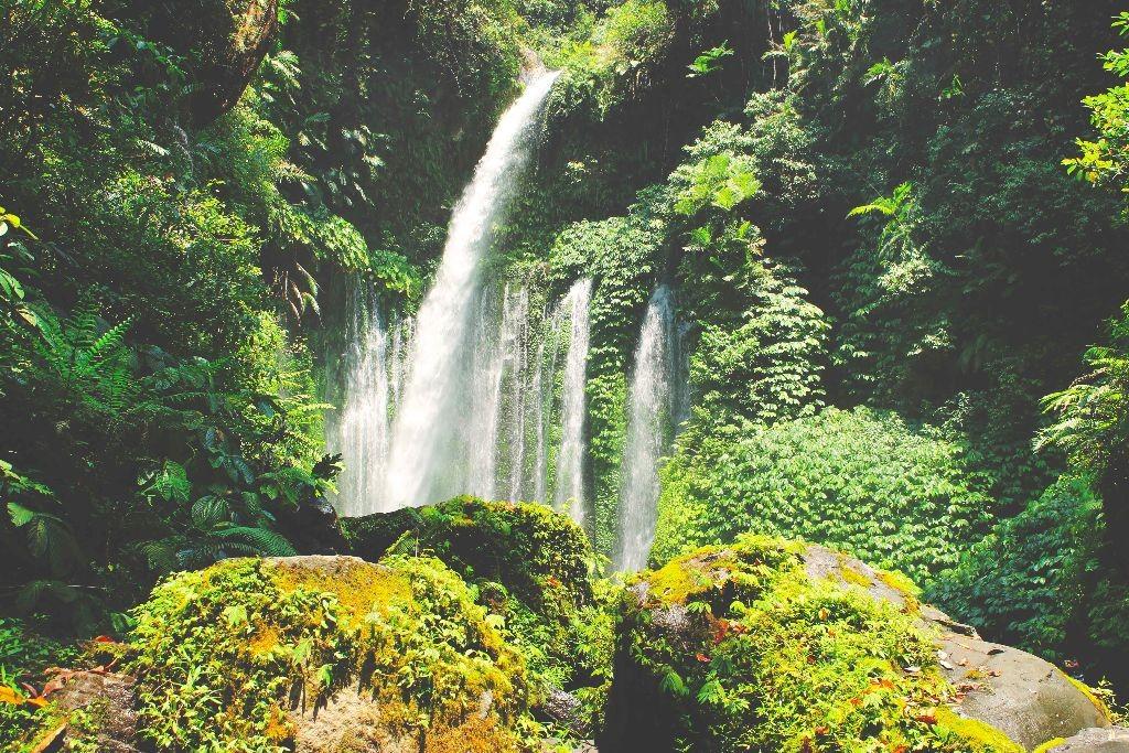 Indonesien_Wasserfälle_Lombok_2