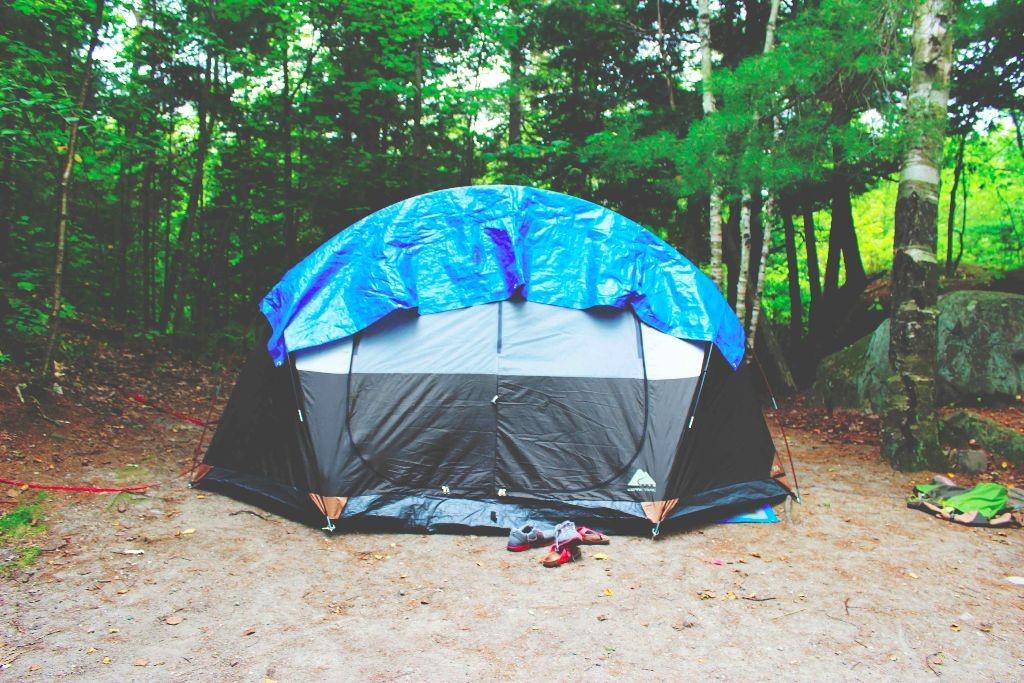 Camping_Killarney_Provincial_Park_Kanada