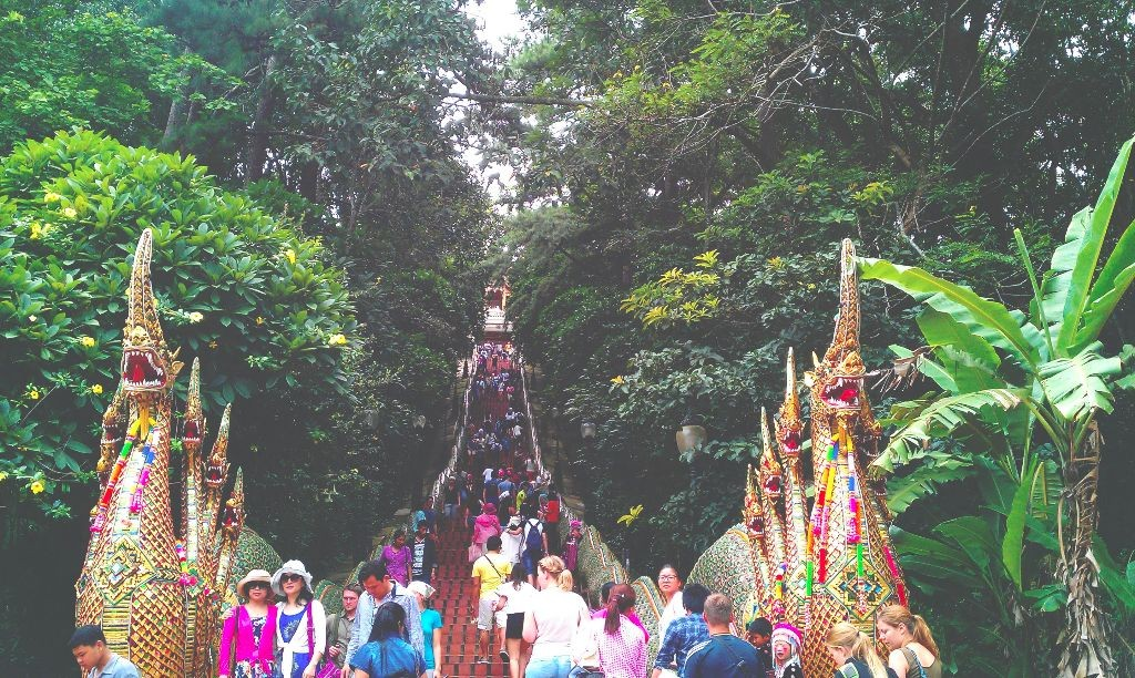 Wat_Doi_Suthep_Tempel_Chiang_Mai