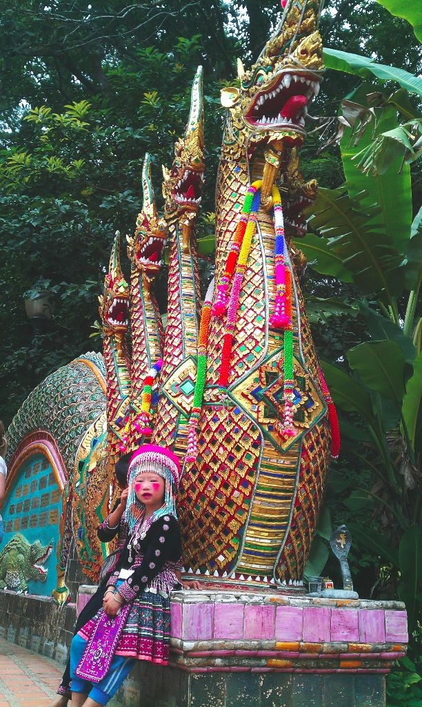Wat_Doi_Suthep_Tempel_Chiang_Mai-2