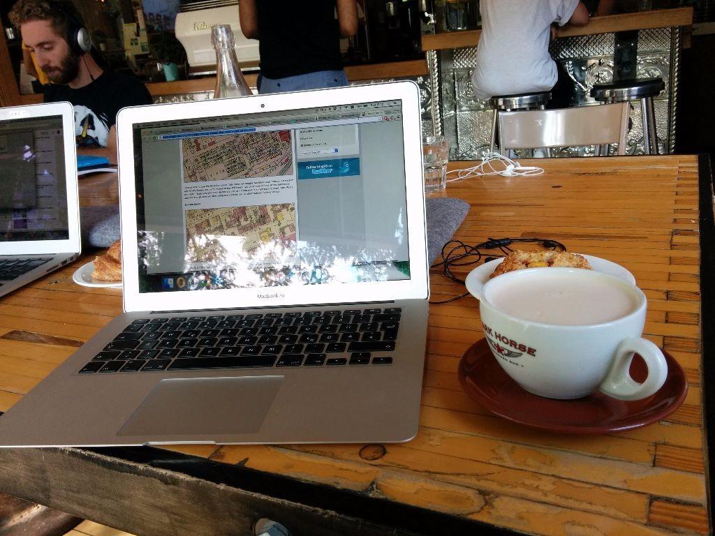 The Dark Horse Café Toronto
