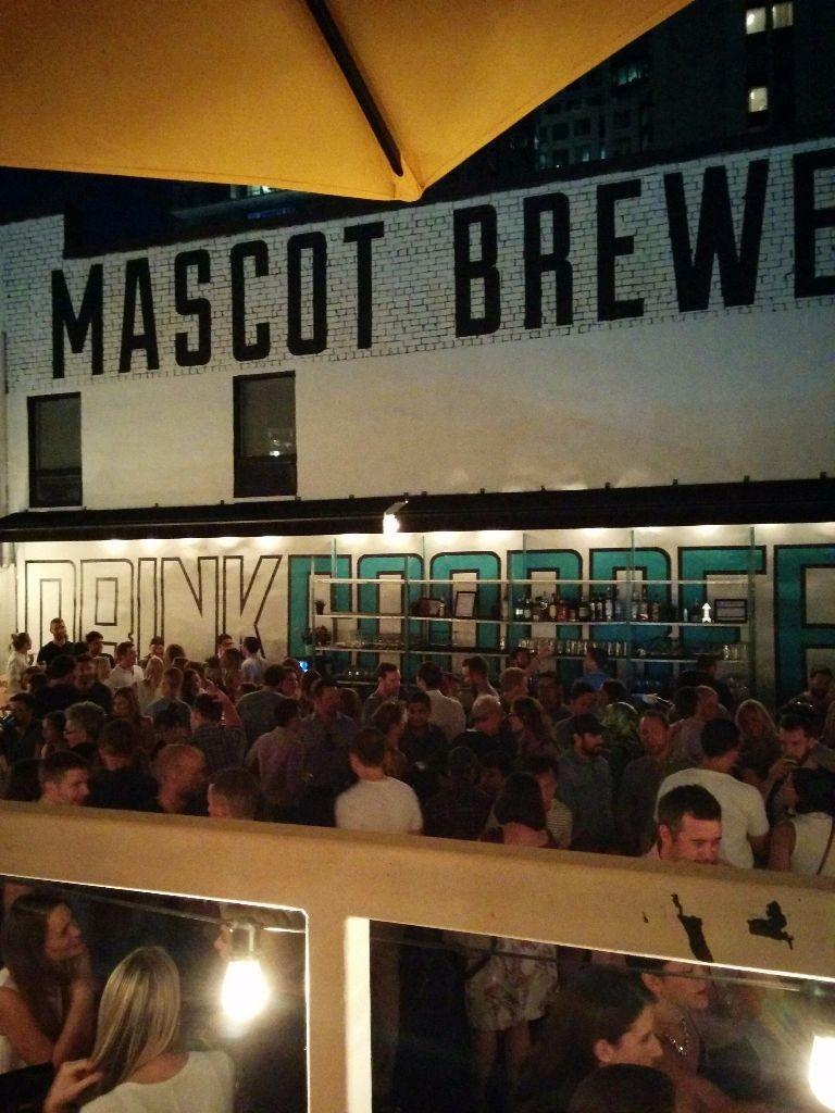 Mascot-Brewery