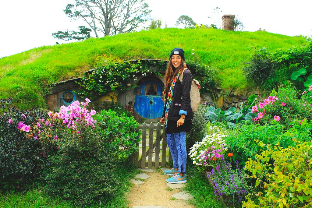 Neuseeland-Hobbiton-Matamata