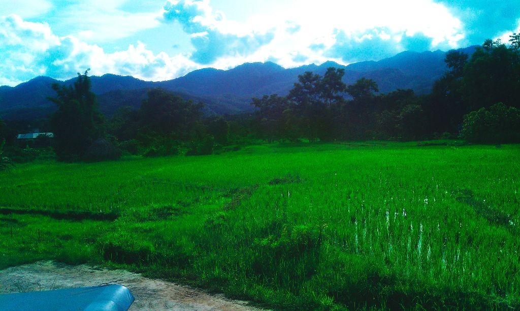 Thailand-Pai-Hostel-View