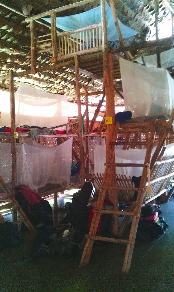 Thailand-Pai-Hostel-Zimmer