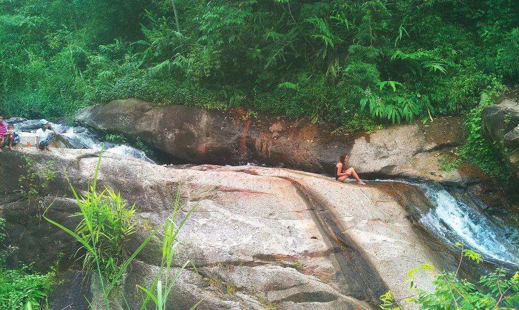 Thailand-Pai-Wasserfälle