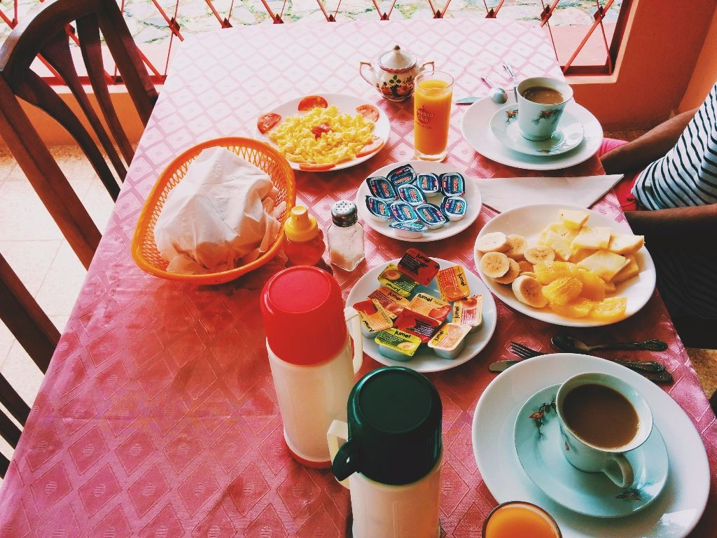 Casa-Particular-Frühstück