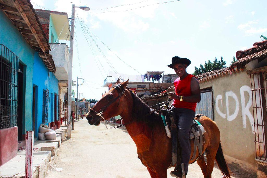 Kubanischer Cowboy