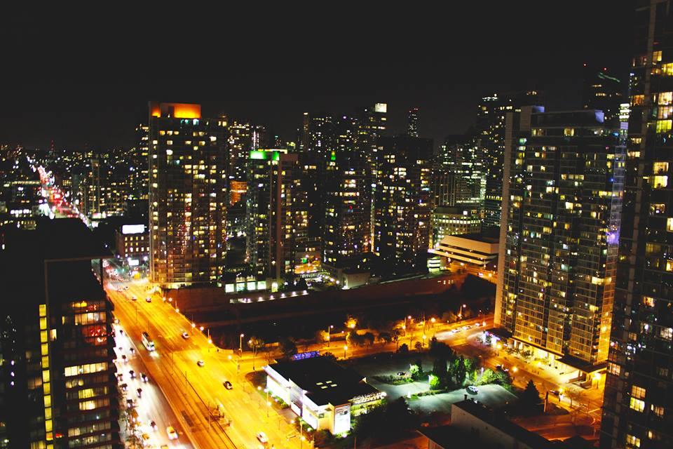 Aussicht in Toronto