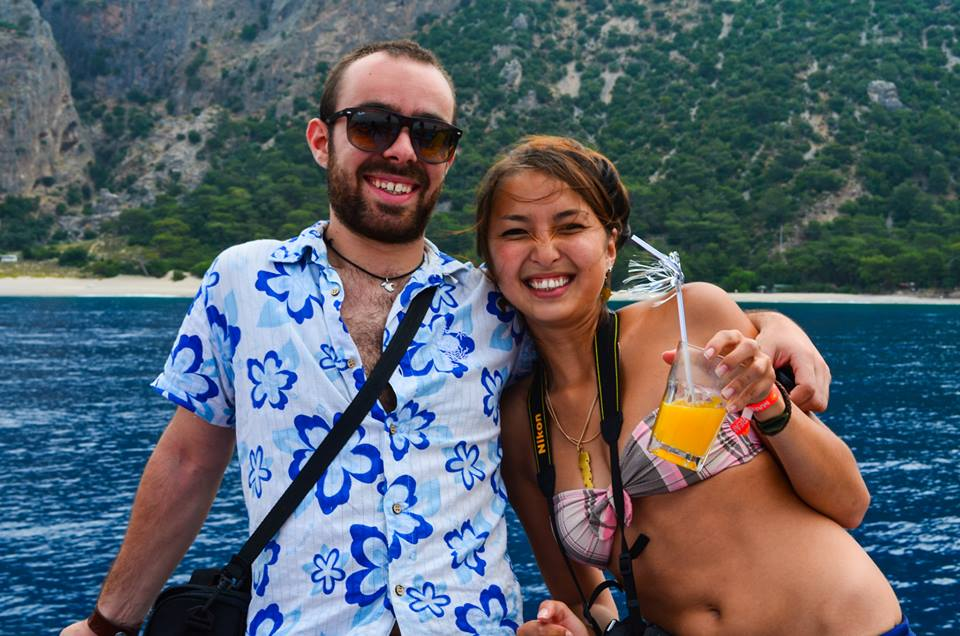 boattrip to Butterfly Valley