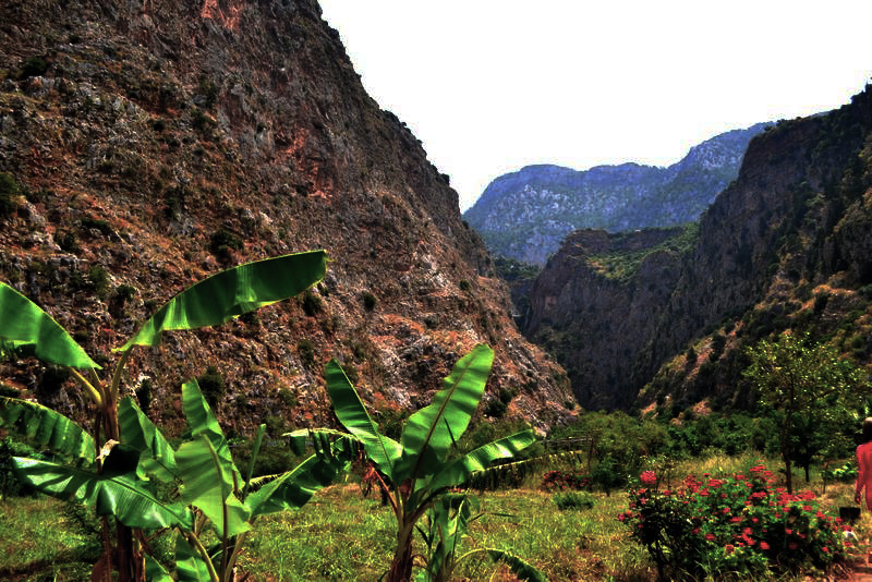 Türkei Butterfly Valley
