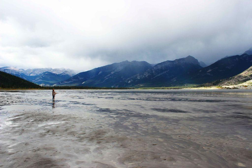 Lake Jasper in Jasper