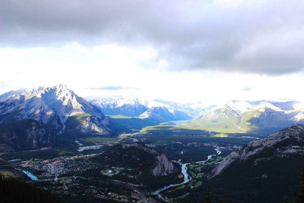 Mount Sulphur in Banff