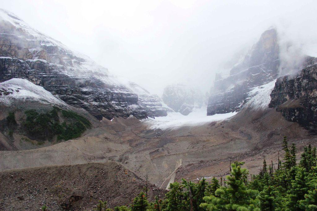 Six Plain Glacier