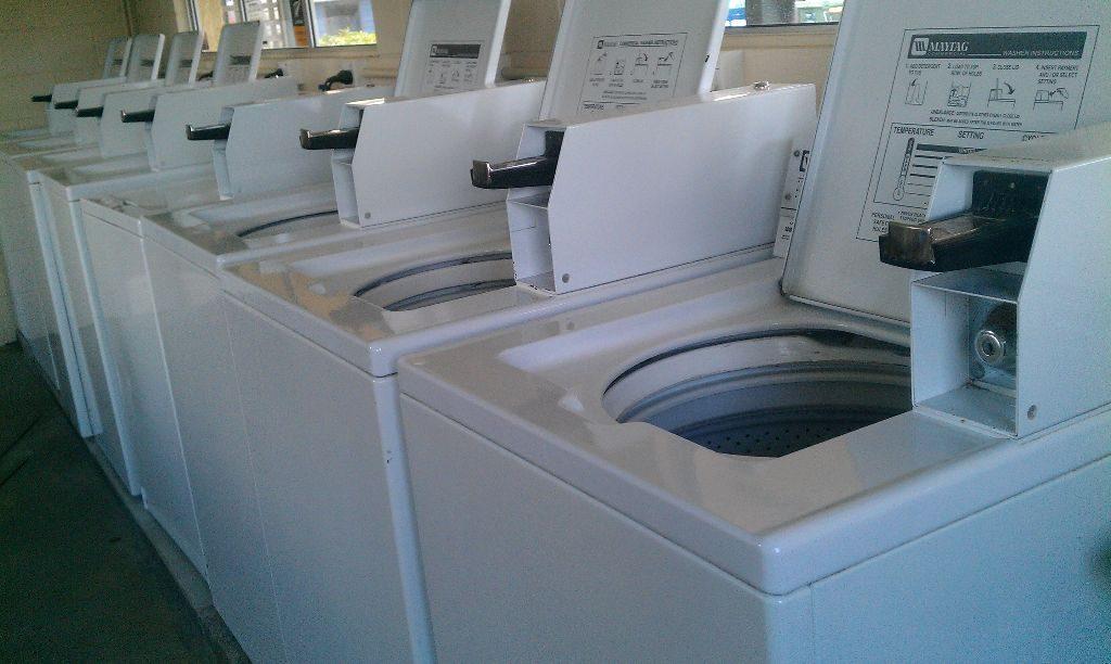 Laundromat Neuseeland