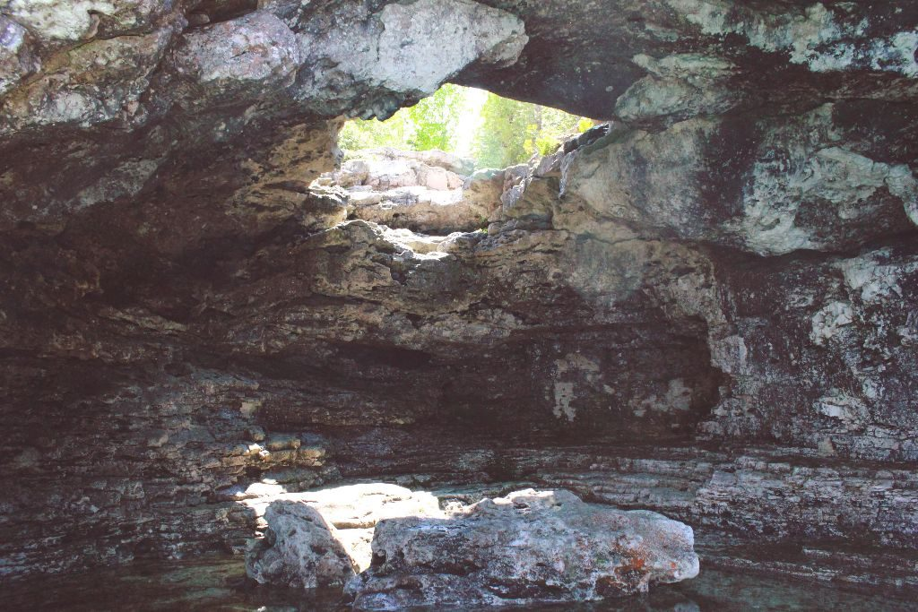 The Grotto - Bruce Peninsula