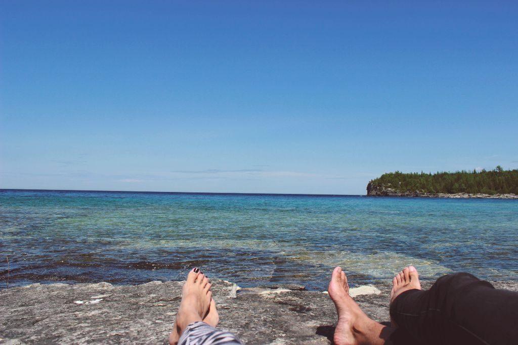 Fathom Five National Marine Park in Tobermory - Bruce Peninsula