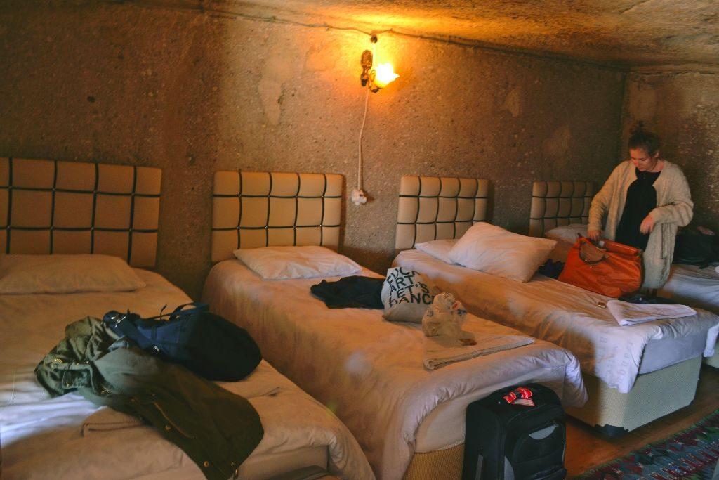 Kappadokien - Cave Hostel