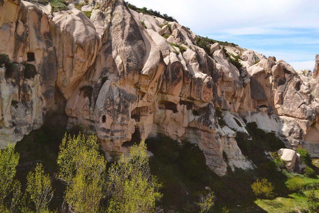 Kappadokien - Gorem National Park Höhlen