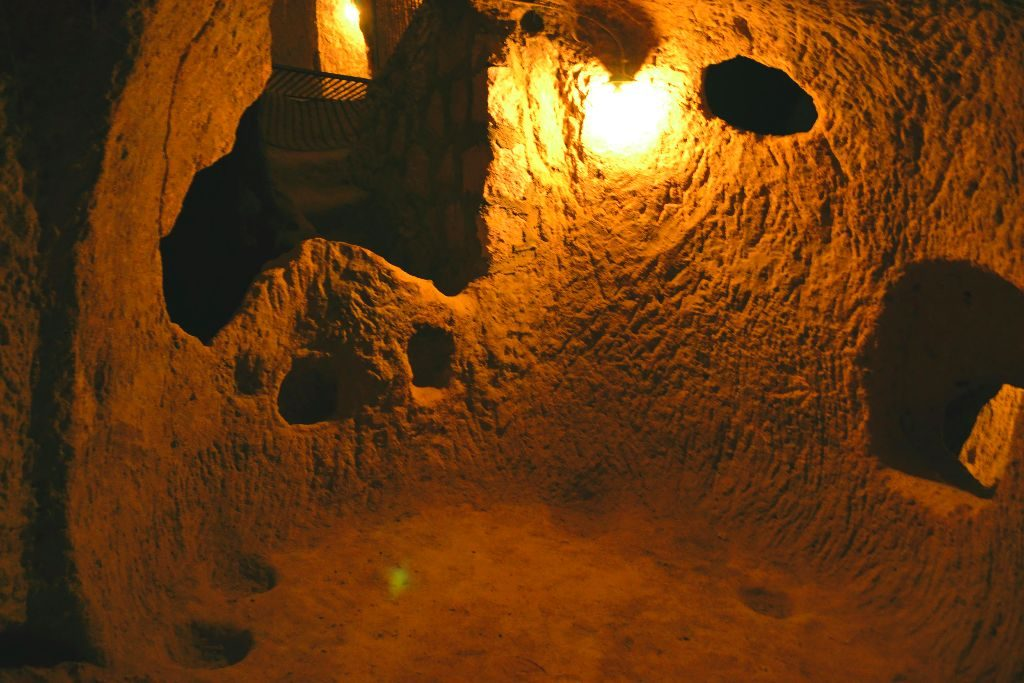 Kappadokien - Underground City