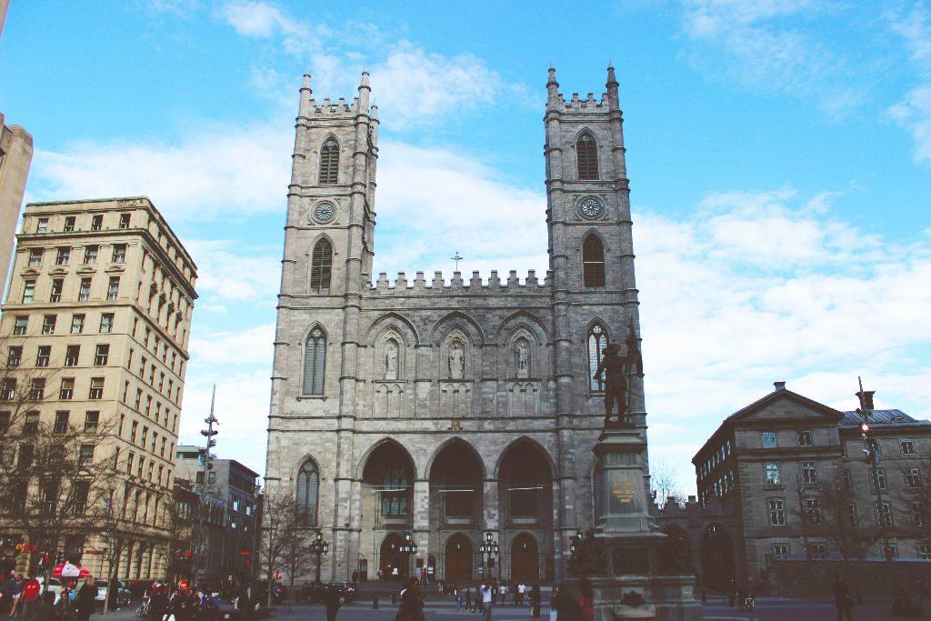 Notre-Dam Basilica Montreal