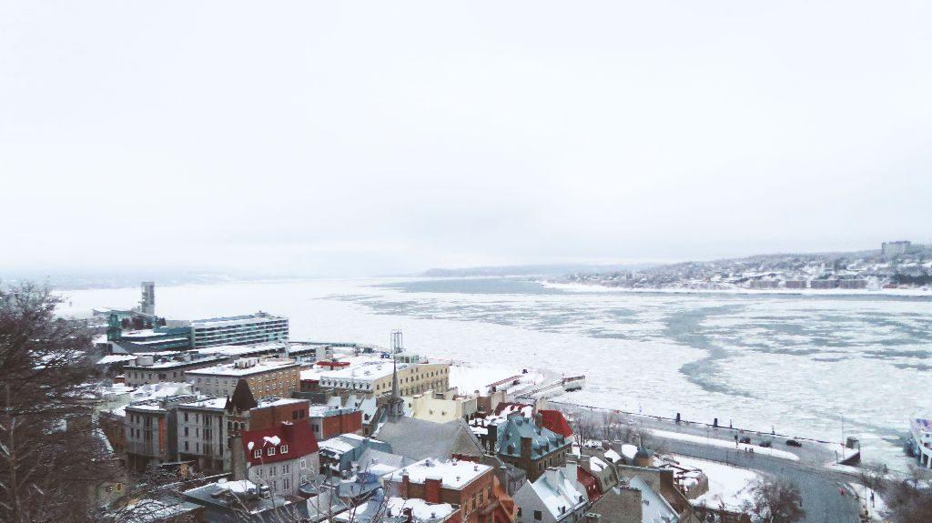 Quebec-Terrasse Dufferin