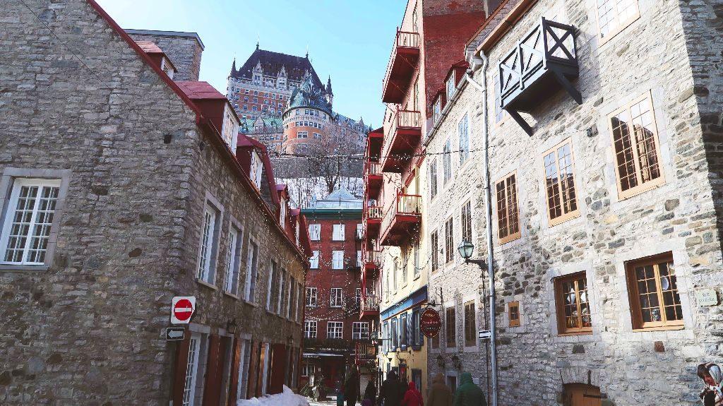 Quebec_Chateau Frontenac2