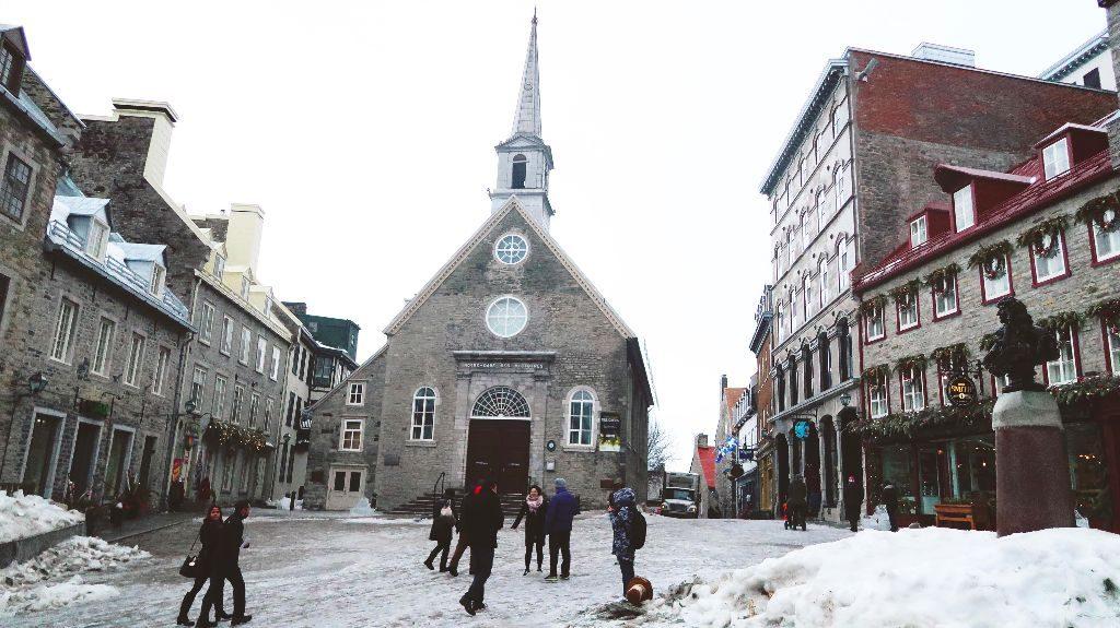 Quebec_Place Royal