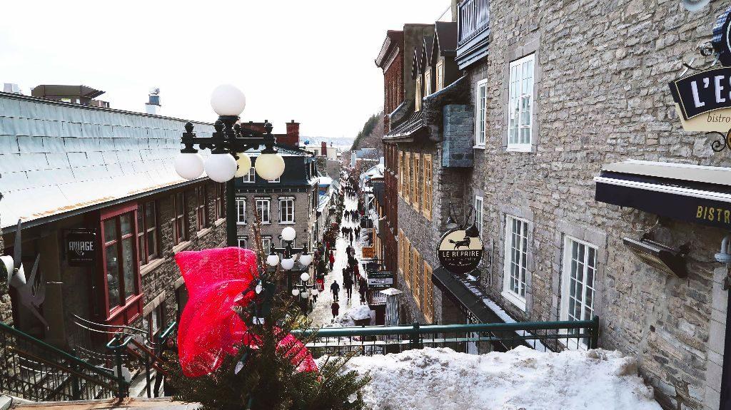 Quebec_Quartier du Petit Champlain