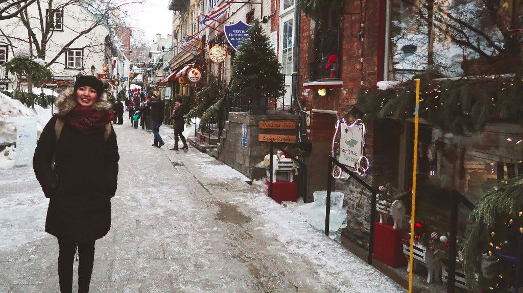 Quebec_Quartier du Petit Champlain3