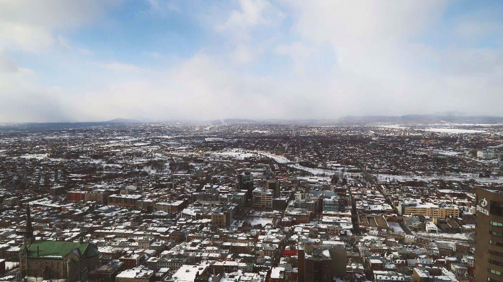 Quebec observatoire de la capitale