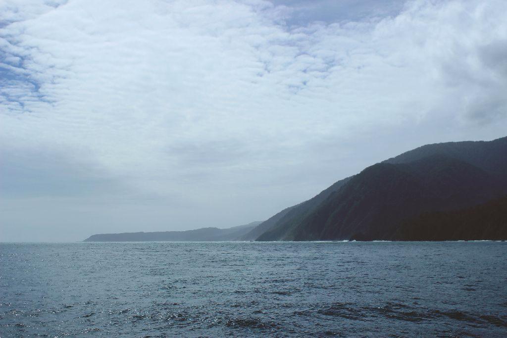 Milford Sound Neuseeland Tasmanisches Meer