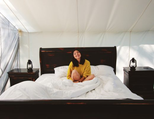 Glamping in Kanada, Prince Edward County