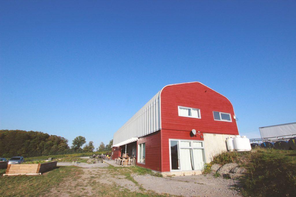 Kanada, Prince Edwar County, Norman Hardie Winery