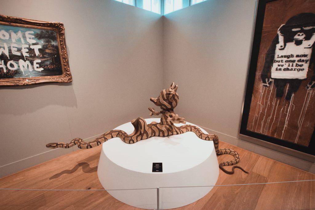 Moco Museum - Banksy Ausstellung