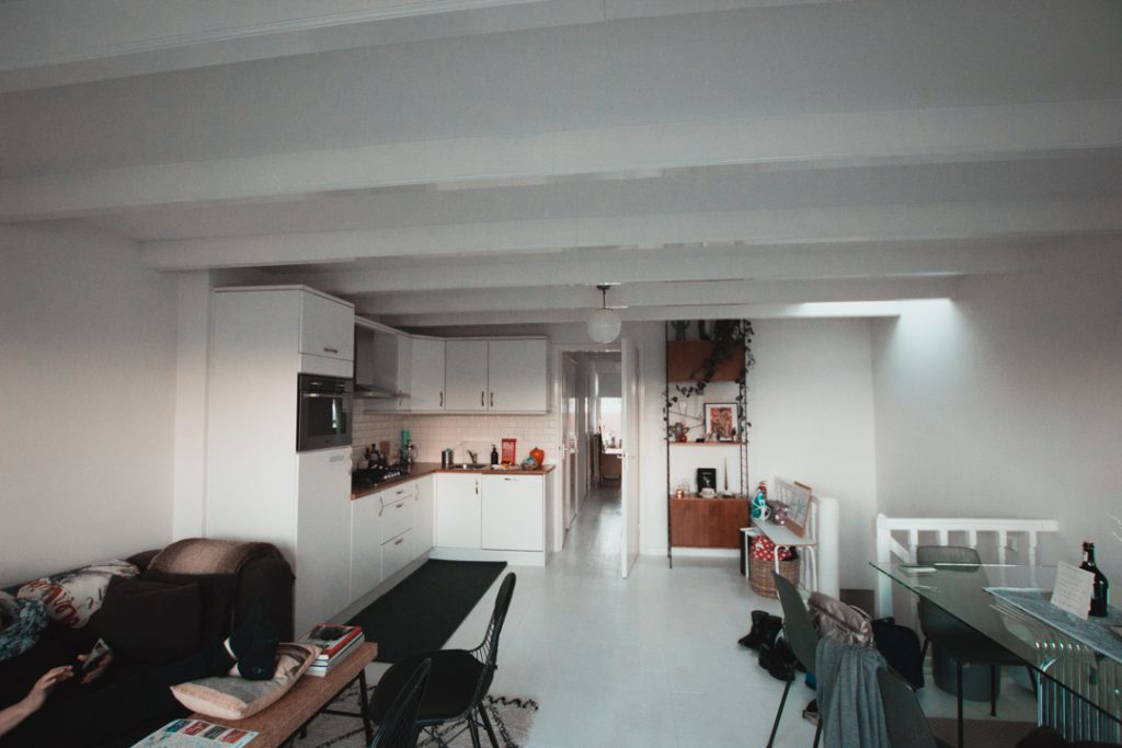 Airbnb in Amsterdam - De Pijp