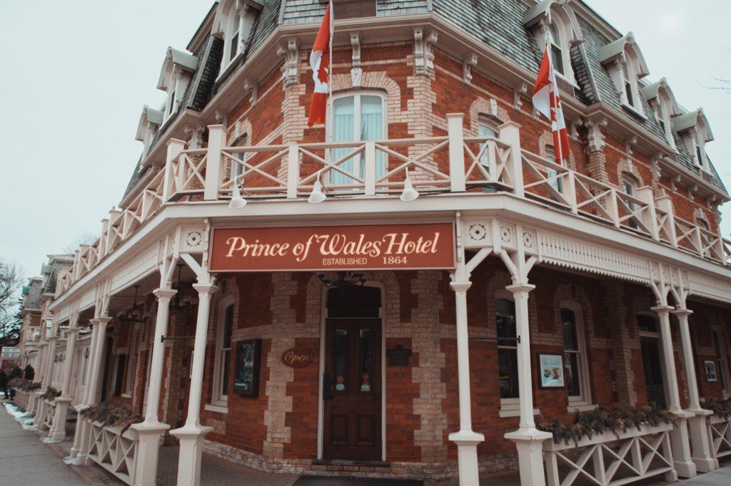 Prince of Wales Hotel, Niagara on the lake