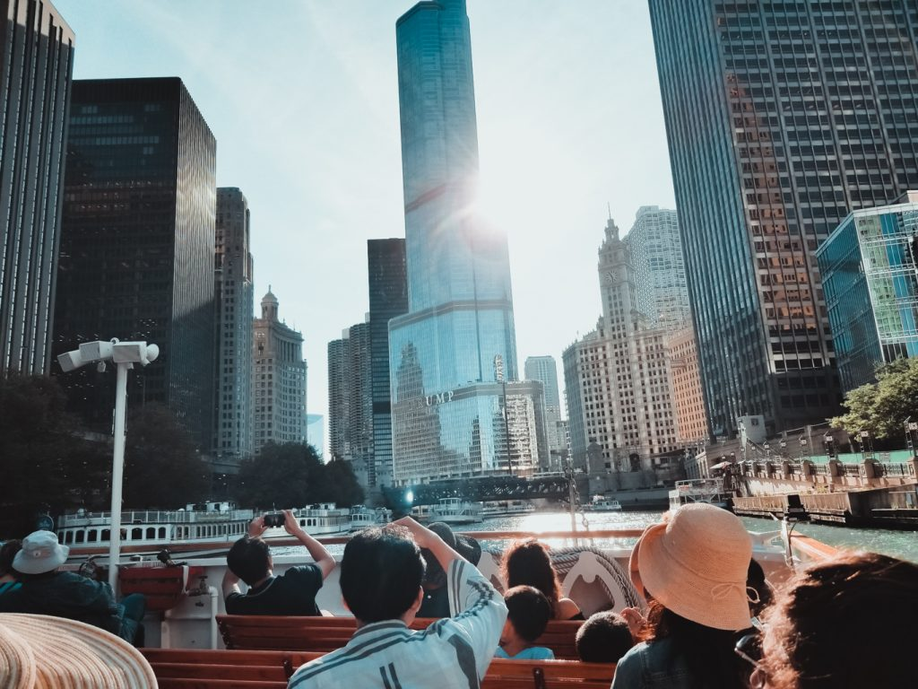 Chicago, Architecture Boat Tour