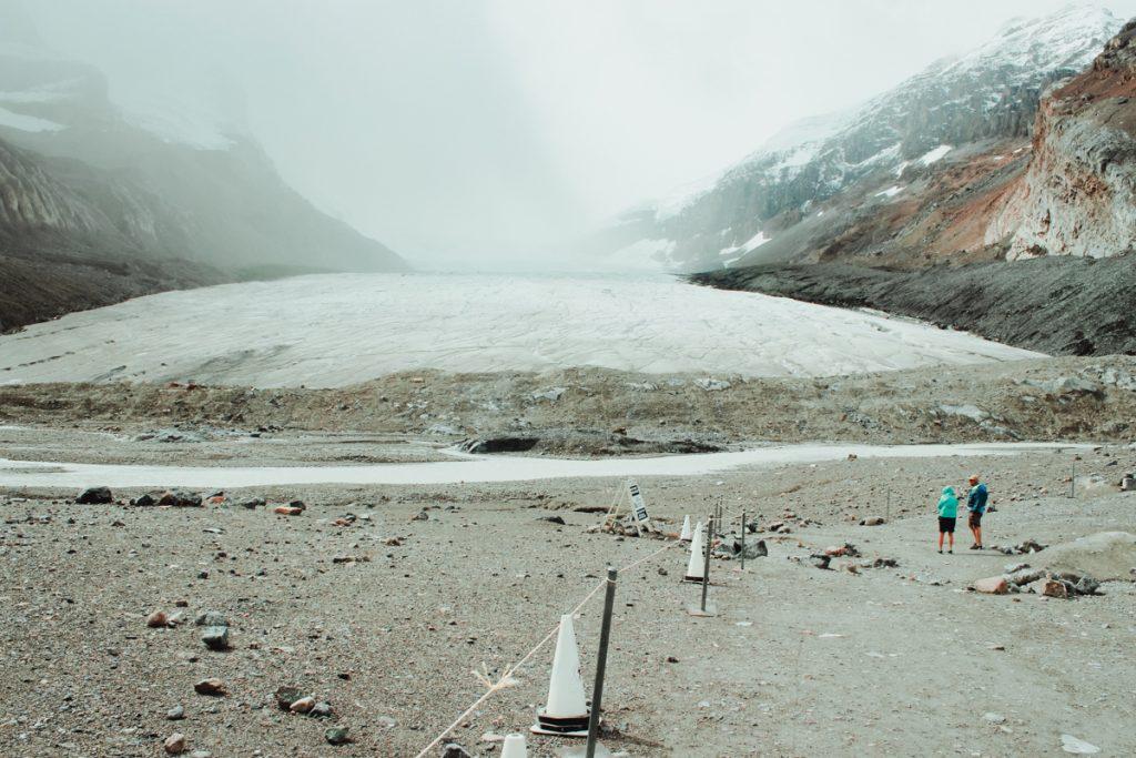 Columbia Icefields, Jasper, Kanada