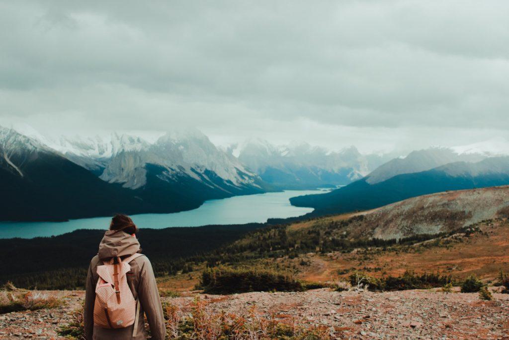 Bald Hills, Jasper, Kanada